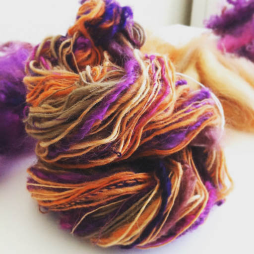 Wicked Witch simili art yarn