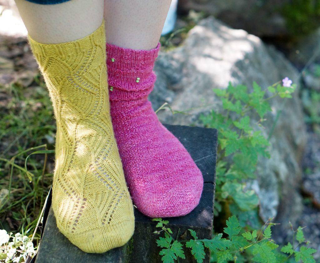 Choisir taille de chaussettes - Comparaison