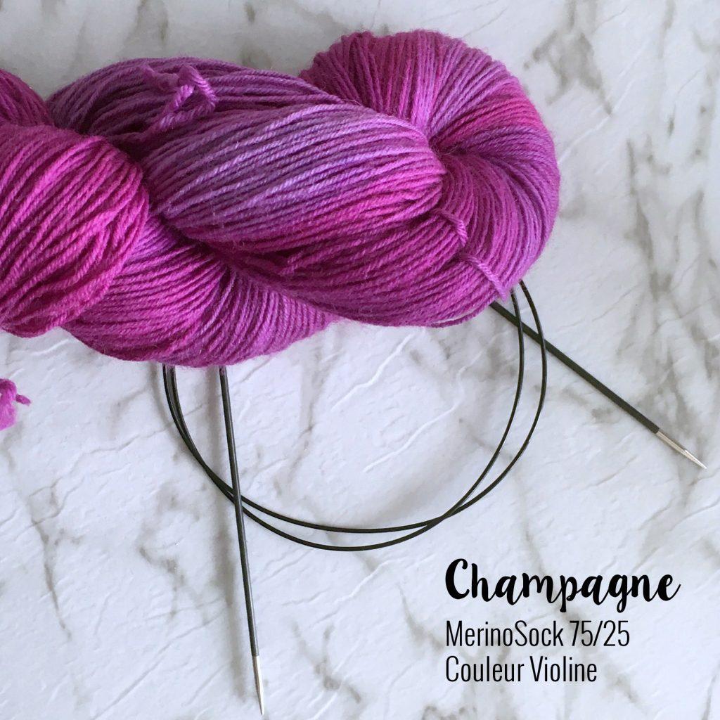 KAL Champagne, MerinoSoft, Violine