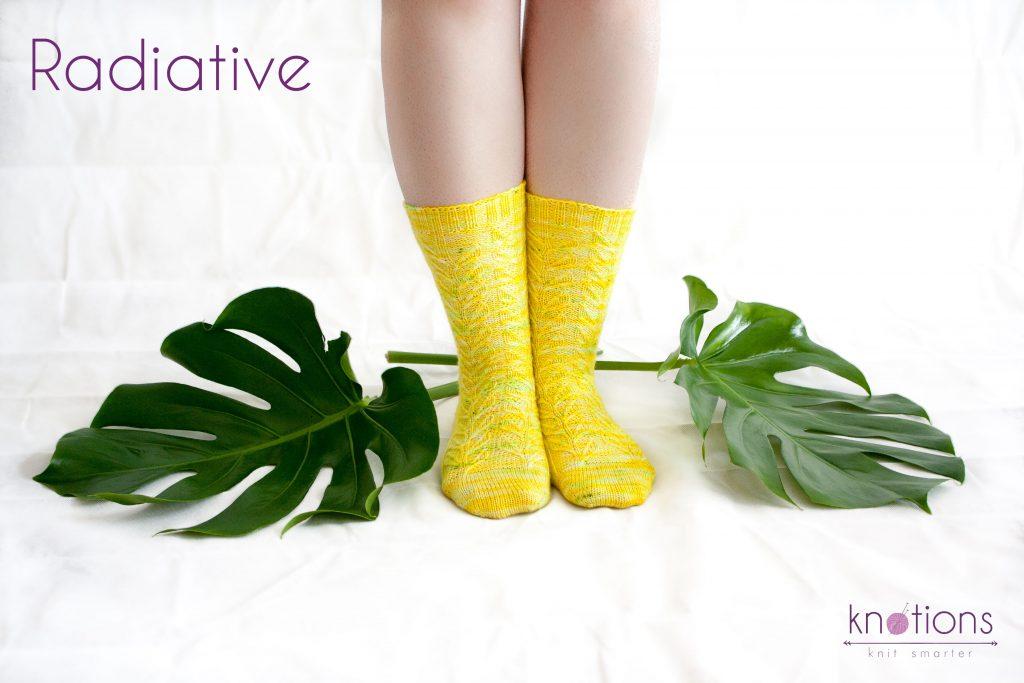Raditaive sock