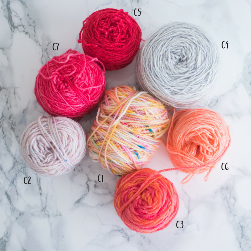 The Final Yarn Selection - The Safe Bet