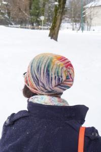 Koigu KPPPM, Cousins' hat